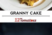 M\HOME MADE GRANNY CAKE