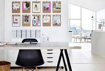 art.studio / art making spaces. organization, tools, inspiration.