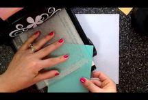 Card & Crafts--Video Tutorials / by Ann Greene