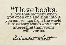 Books ~ Books ~ Books / by Lisa Weddle