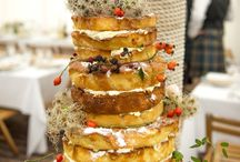 Wedding Cakes / wedding cakes that become pudding