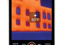 Infrarot Wärmebild Kamera für iPhone und Android