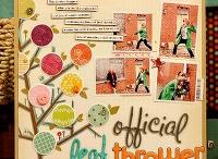 Scrapbooking / Scrapbooking/related ideas / by Julie Radetski