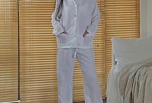 Linen Pajamas are cool / Great Pajamas are made from pure linen for an ultimate comfort and durability.