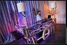 DJ Booth Setups