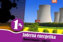 Miniencyklopedie a encyklopedie / Souhrnné digitální publikace o energetických zdrojích a zajímavostech elektroenergetiky.