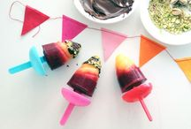 Food on a Stick / All things yummy - served on a stick!