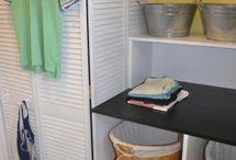 Home Decor:  Laundry