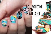 Scratch Nail Artists / by SCRATCH