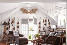 10 year house: bringing rustic to the beach