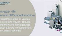 Energy & Power Products