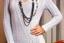 Ирина вязанные платья