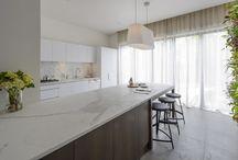 Bronz kitchen