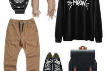 Pakaian trendi