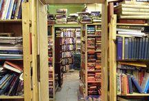 Inspirational Bookstores / by FOBOKO.com RegisterToday