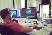 Agency's life / Some photos from our beautiful office in Bratislava where most of the magic happens.