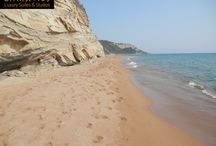 Corfu Beaches / There are a lot of beaches in Corfu.
