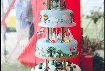 Glasto Wedding Theme