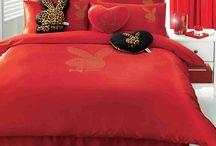 Playboy bedroom