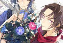 Yasusada and Kashuu