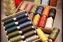Threads, fabric and more