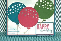 Celebrate today - stampin up