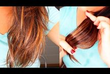Para aclarar el tono del pelo