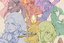 Avatar: The Legend of Korra, The Legend of Aang
