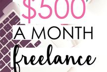 Freelance Writing / Tips, ideas, and strategies to make your freelance writing business profitable and sustainable.
