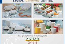 AAHAR 2014 INVITATION / AAHAR 2014 INVITATION at Pragati Madian, New Delhi from     10 -14 March 2014