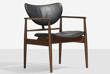 Furniture/ FinnJuhl / Furniture designed by Finn Juhl