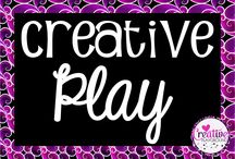 Creative Play / This is a board hosted by Cara Taylor, from Creative Playground!  If you'd like to pin to this group board, please email me at caraelizabethtaylor@gmail.com