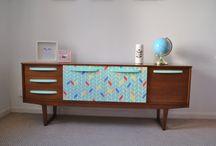 Furniture / Retro sideboards