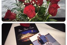 Anniversaries in Destin on the SOLARIS Yacht