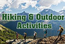 Hiking & Outdoor Activities / The best part of RVing and camping is being outside! This board holds resources, tips and suggestions for hiking as well as other outdoor activities.