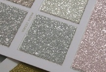 glitter wall