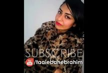 youtube.com/taaiebahebrahim