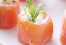 Images culinaires / Images de plats de préférnece prises en macro.