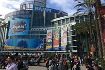 2015 / various pictures from NAMM 2015
