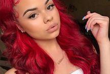 awesome Кому подходят красные волосы? (50 фото) — Виды оттенков и рекомендации по окрашиванию