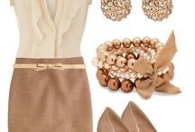 Outfit ideas / by Polly Cary