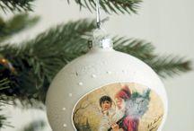 Inspirasjon: Jul / jul, pynt, interiør