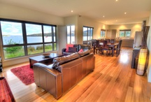 Tides Reach Cottage / this stunning cottage is absolute waterfront!  Step off the verandah and you are on the calming sands of Pottery Beach...overlooking the beautiful Port Esperance Bay