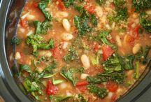 soups in a crock pot healthy