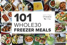 Whole 30 Pescatarian Meals
