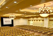 Conference space at the Regency Conference Center O'Fallon, IL / Looking for a large conference room or a small one, we have the meeting space for you! Tell us what your group needs!