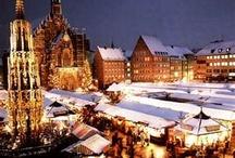Pre-Christmas destinations