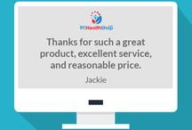 Reviews / Our customers review products, our service and more.