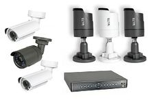 Video Cameras / Different type of video cameras and how they are used. From security camera, surveillance cameras, and video alarms