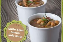 Winter Recipes!!! / It's time for soups, stews and hot foods that will make your winter a warm one!